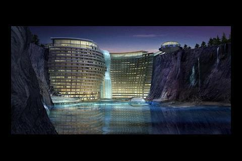 Sonjiang hotel